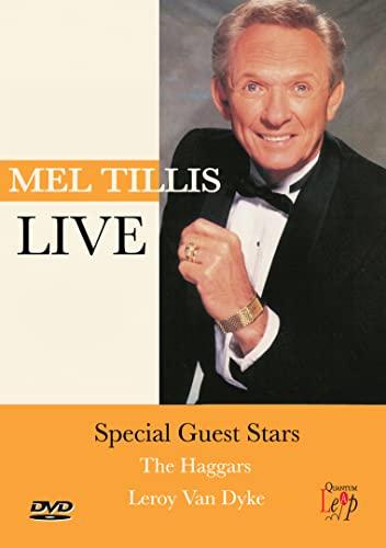 Mel Tillis: Live