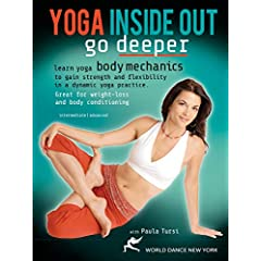 Yoga Inside Out: Go Deeper [intermediate-advanced]