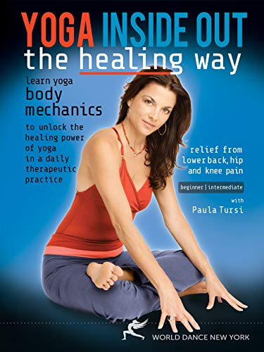 Yoga Inside Out: The Healing Way [beginner-intermediate]