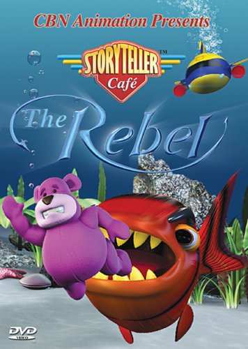 Storyteller Cafe: The Rebel