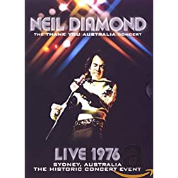 Thank You Australia Concert: Live 1976