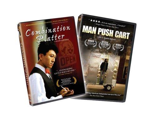 Man Push Cart / Combination Platter