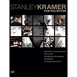 Stanley Kramer Film Collection (Guess Who's Coming to Dinner / Ship of Fools / The Member of the Wedding / The Wild One / The 5,000 Fingers of Dr. T)