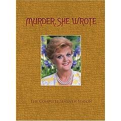 Murder, She Wrote - The Complete Seventh Season