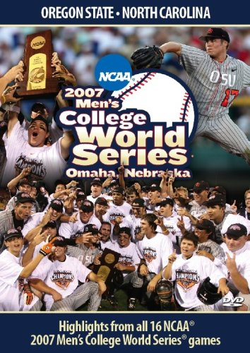 2007 College World Series-Oregon State
