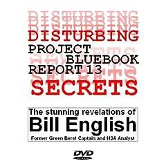 UFOs and Disturbing Secrets: Project Bluebook Report #13