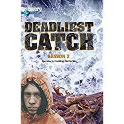 Deadliest Catch Season 2: Episode 1 - Heading Out to Sea
