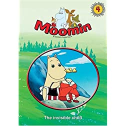 Moomin Volume 4: The Invisible Child