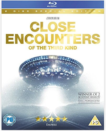 Close Encounters of [Blu-ray]