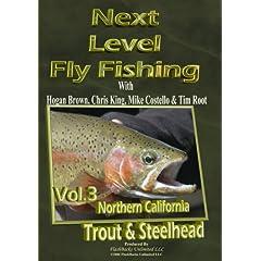 Next Level Fly Fishing Vol. 3 Northern CA Trout & Steelhead