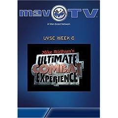 Ultimate Combat Experience: UVSC WEEK 6