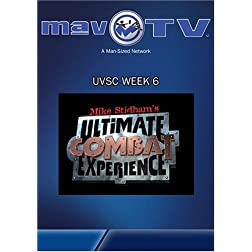 Ultimate Combat Experience: UVSC WEEK 6