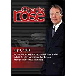 Charlie Rose (July 1, 1997)