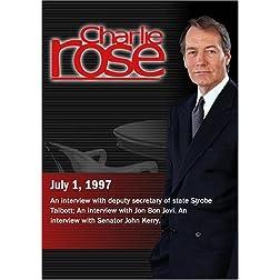 Charlie Rose (July 1, 1997)