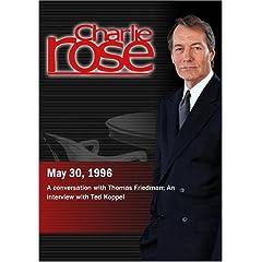 Charlie Rose (May 30, 1996)