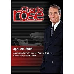 Charlie Rose (April 29, 2005)