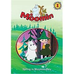 Moomin Volume 1: Spring in Moominvalley