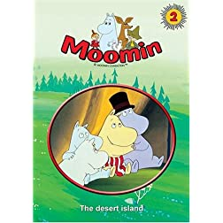 Moomin Volume 2: The Desert Island