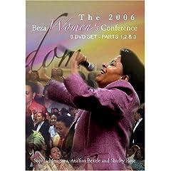 2006 Beza Women's Conference - 3 disc set