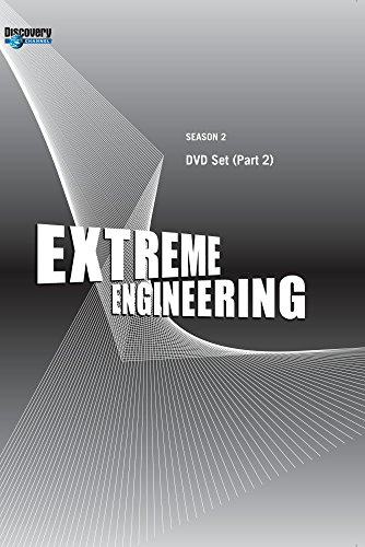 Extreme Engineering Season 2 - DVD Set (Part 2)