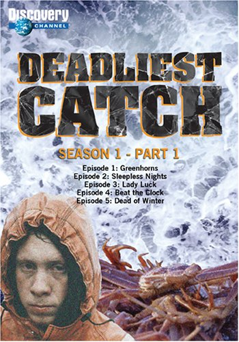 Deadliest Catch Season 1 - DVD Set (Part 1)