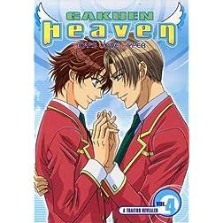 Gakuen Heaven, Vol. 4: A Traitor Revealed