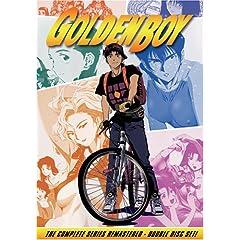 Golden Boy: Complete Series (2pc) (Dub Sub)