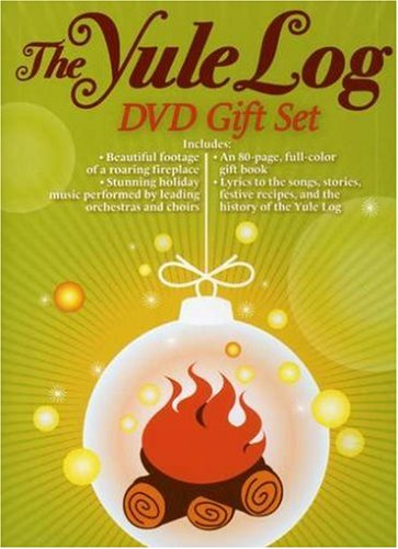 The Yule Log DVD Gift Set