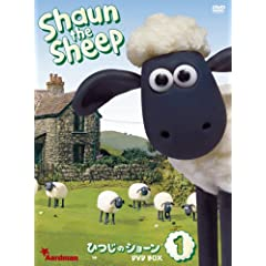 Vol. 1-Shaun the Sheep: DVD-Box