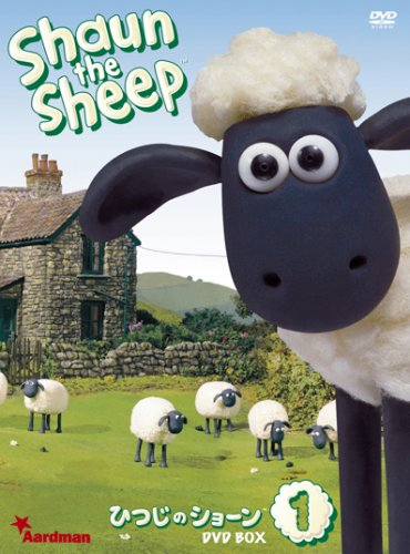 Vol. 1-Shaun the Sheep: DVD-Box