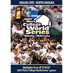 2006-07 College World Series-Oregon State