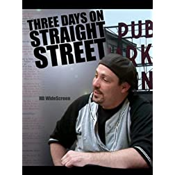 Three Days on Straight Street, Christian Documentary, Bible Study DVD