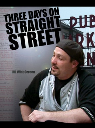 Three Days on Straight Street, Christian Documentary, Bible Study DVD