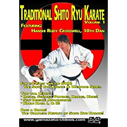 Traditional Shito Ryu Karate Volume 1
