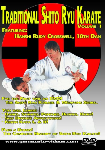 Traditional Shito Ryu Karate Volume 1