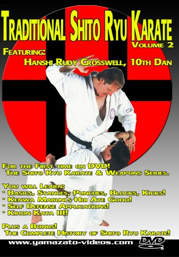 Traditional Shito Ryu Karate Volume 2