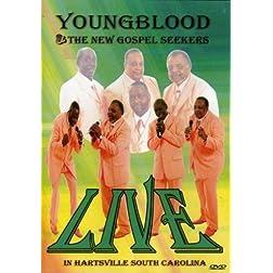 Live in Hartsville, South Carolina