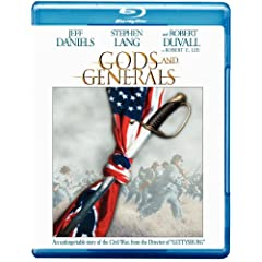 Gods and Generals [Blu-ray]