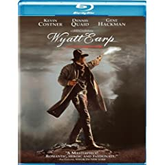 Wyatt Earp [Blu-ray]