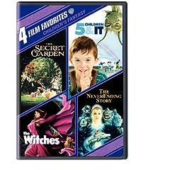 Children's Fantasy: 4 Film Favorites