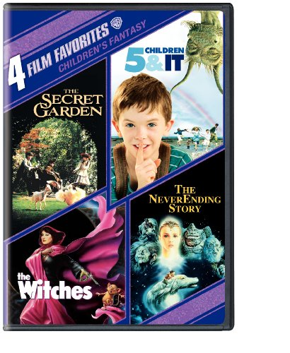 Children's Fantasy: 4 Film Favorites