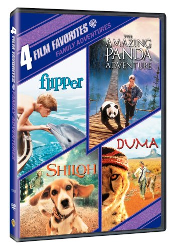 Family Adventure: 4 Film Favorites