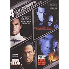 Steven Seagal: 4 Film Favorites