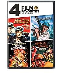 John Wayne War: 4 Film Favorites