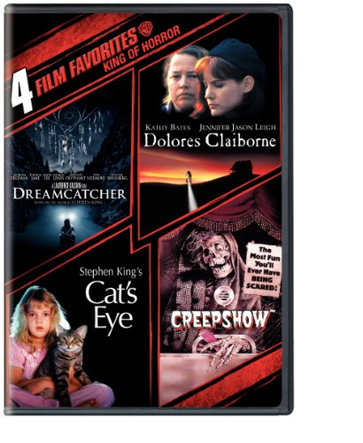 Stephen King: 4 Film Favorites