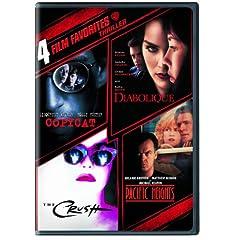 Thrillers: 4 Film Favorites
