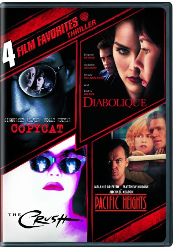 Thrillers: 4 Film Favorites