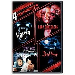 Horror: 4 Film Favorites