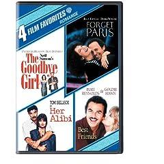Romance: 4 Film Favorites