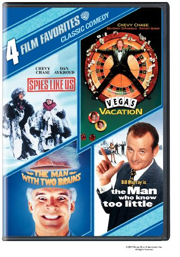 Classic Comedy: 4 Film Favorites
